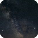 Summer Milky-Way with Jupiter and Saturn,                                Nils Langner