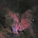 NGC 6188 - Emission Nebula in Ara - May 2020 IAS Remote Session,                                Martin Junius