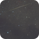 NGC7000 Sub with a Shooting Star.,                                apophis