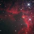 Cave Nebula Test - Deep Sky West,                                Deep Sky West (Lloyd)