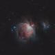 Orion Nebula M42,                                Gianluca Falcier