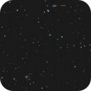 NGC1292 and Comet C/2013 A1 (Siding Spring),                                Kevin Parker