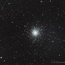 Messier 10 Globular Cluster,                                Fenton