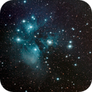 M45 - The Pleiades,                                Jay Crawford