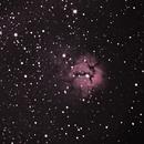 Trifid Nebula,                                nkerman