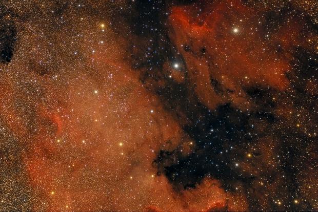NGC 7000 & IC 5070 ,                                Toni Mancera