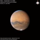 Mars - September 13, 2020,                                Fábio