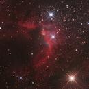 Sh2-155 Cave nebula,                                christian.hennes