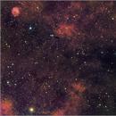 Cygnus Nebulas Region around the star 34Cyg,                                Randal Healey