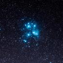 Pleaides (M45),                                JWPrigge