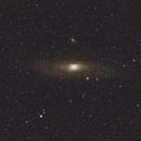 The Andromeda Galaxy M31,                                JKordel