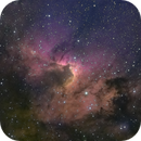 Cave Nebula,                                GeorgeA
