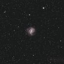 M 83,                                Leo