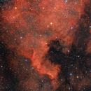 NGC7000 Nordamerikanebel,                                Marcus Jungwirth