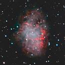 M1 Crab Nebula,                                Nikolay Vdovin