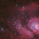 M8 LRGB,                                Mark