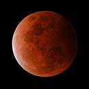 Super Blood Moon Total Lunar Eclipse,                                Matthew Sole