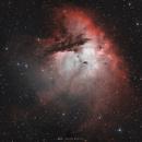 NGC 281 - Pacman Nebula,                                Marco Prelini