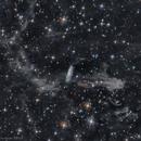 NGC7497 and IFN,                                Caroline Berger