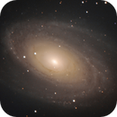 M81 - Bode's Galaxy with One-shot-Color,                                Ray's Astrophotography