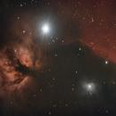 Horsehead Nebula - 2015/10/13,                                Chappel Astro