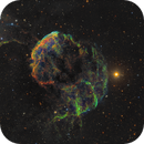 IC443 Jellyfish Nebula - SHO-LRGB,                                equinoxx