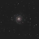 M74 : Phantom Galaxy,                                Gérard Nonnez
