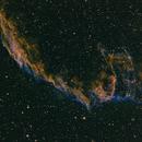 Veil Nebula,                                John Poultney