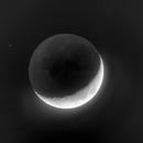 Lune en HDR,                                Jean-François Dou...
