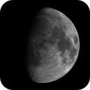 28th November- 72% Illuminated Waxing Gibbous Moon.,                                Stephen Jennette