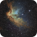 NGC7380 hubble palett,                                antares47110815