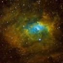 NGC7635 (Bubble Nebula),                                Patrick Scully