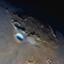 "Aristarchus Crater and Vallis Schroteri  on ""terminator line"",                                Łukasz Sujka"