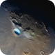 "Aristarchus Crater and Vallis Schroteri  on ""terminator line"",                                Łukasz Sujka"