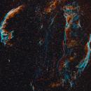 Veil Nebula, Askar FRA400x0.7 ASI294MM AOO,                                tjm8874