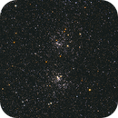 The Perseus Double Cluster NGC884/NGC869,                                John Kulin