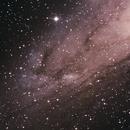 M31/NGC206,                                Adrie Suijkerbuijk