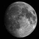 Snow Super Moon,                                Mark Spruce