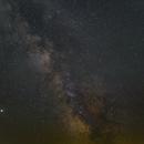 Milky Way - 24.6.2020 - single shot,                                Michal Vokolek