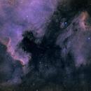 North American - Pelican Nebula,                                Mrjason
