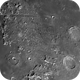 Moon features - Alpine-Valley and Cassini, Eudoxus, Aristoteles craters,                                David N Kidd