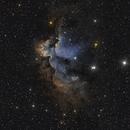 NGC 7830 / Wizard Nebula,                                Space_Man_Spiff