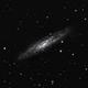 NGC 253, The Sculptor Galaxy,                                KHartnett