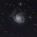 M101 The Pinwheel Galaxy,                                ks_observer
