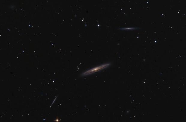 NGC 4216,                                Morris Yoder