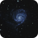 M101 Pinwheel Galaxy,                                Kristof Dabrowski