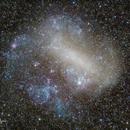 Large Magellanic Cloud,                                Ricky Goodyear