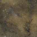 The Coathanger and surrounding dark nebulae,                                Jari Saukkonen