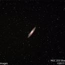 NGC 253 Silver Dollar Galaxy #1,                                Molly Wakeling