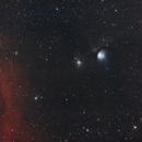 M78 Nébuleuse diffuse et une partie de la boucle de Barnard,                                freddom38